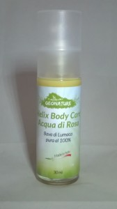 Helix Body Care Acqua di Rosa